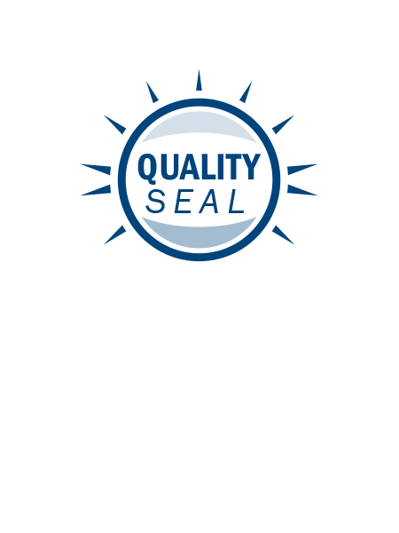 Quality Seal for Cleaning Products