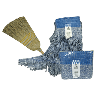 Performance Plus Mop Heads & Brooms