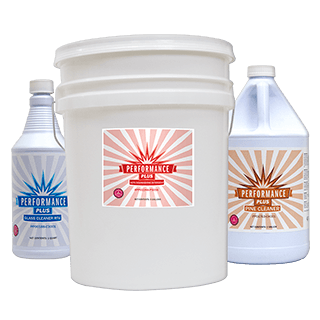 Performance Plus Bulk Cleaning Products